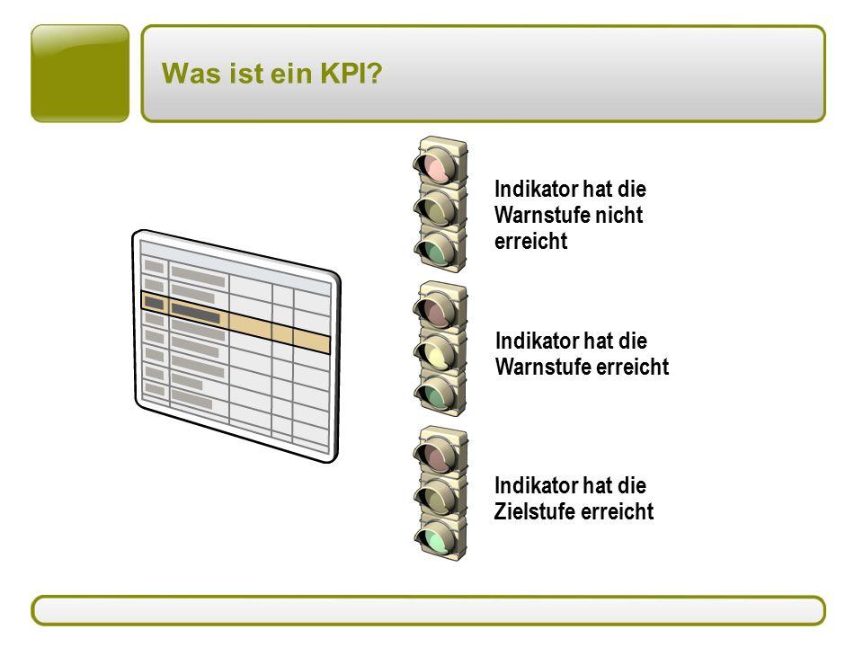 Was ist ein KPI.