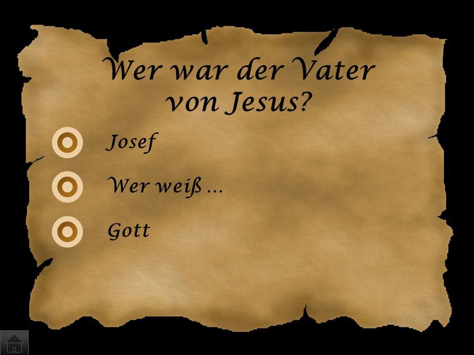 """Die Bibel sagt uns, Jesus ist der Christus (der Gesalbte, der Auser- wählte) und der Emmanuel (der Gott, der bei uns ist). Sein Name ist aber Jesus: """""""