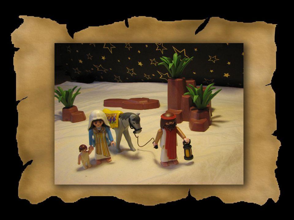 Mit welchen Schwierigkeiten hatte Jesus und seine Eltern zu kämpfen? a)Sie hatten nach der langen Reise nach Bethlehem keinen Platz im Hotel gefunden