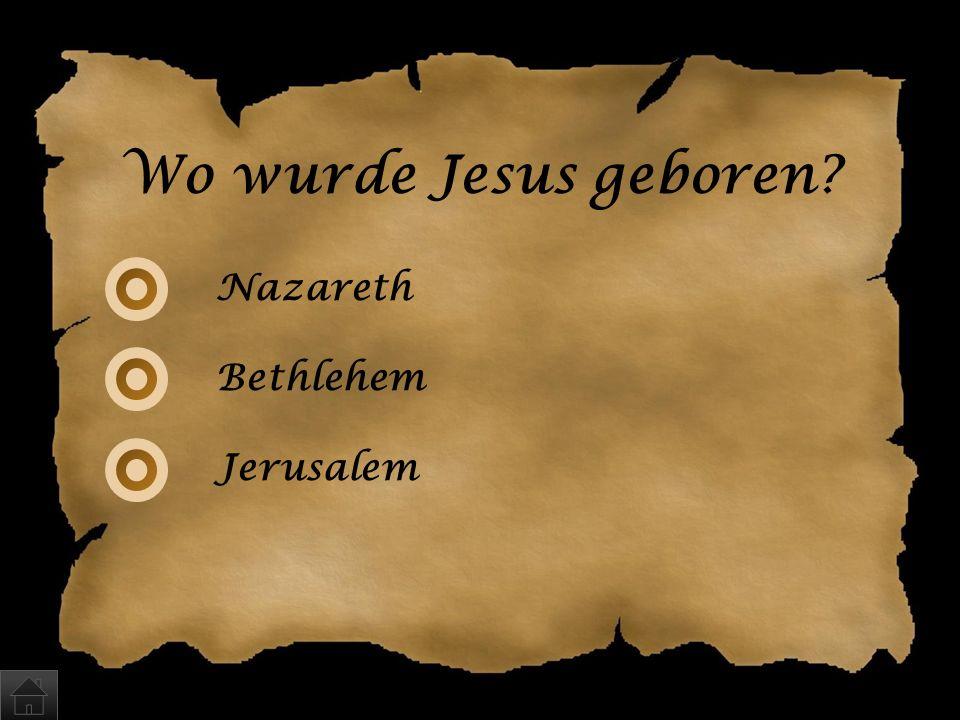 Nun ja, ein kleiner Rechen- fehler hat dazu geführt, dass Jesus Christus etwa 4 vor Christus ( ) geboren wurde. Treffend ist jedenfalls die zeitliche