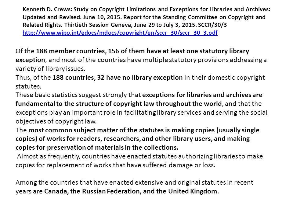 http://ec.europa.eu/internal_market/copyright/docs/copyright-infso/greenpaper_en.pdf New Thinking in the EU?