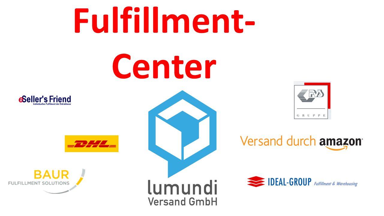 Fulfillment- Center