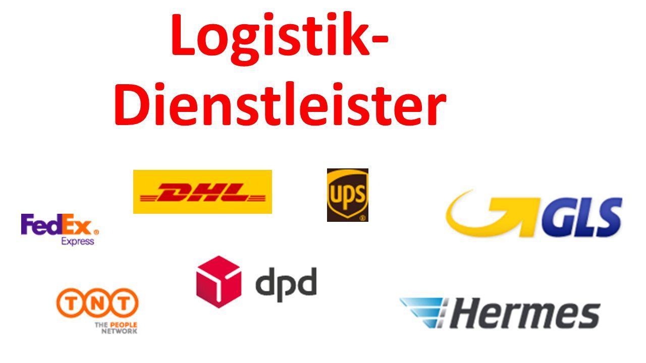 Logistik- Dienstleister
