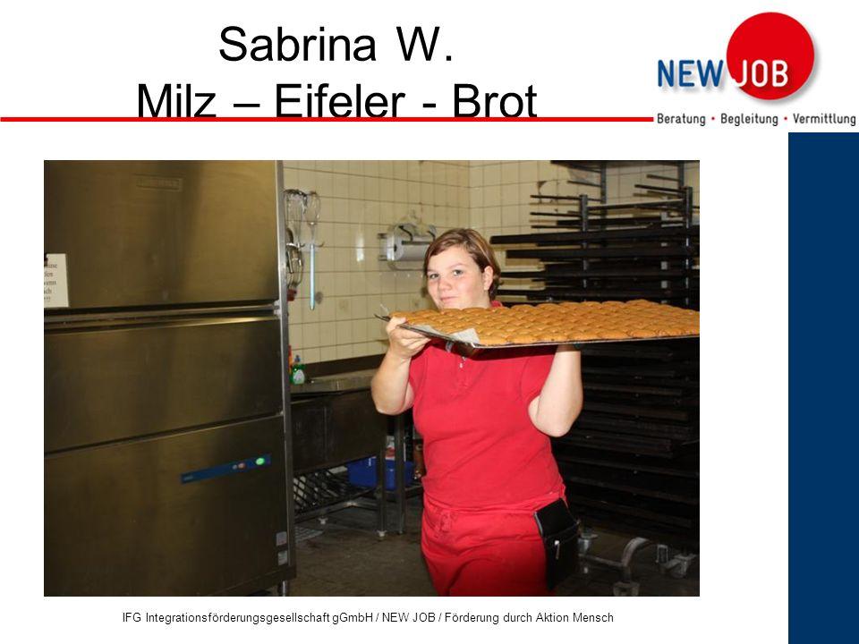 6 Sabrina W.
