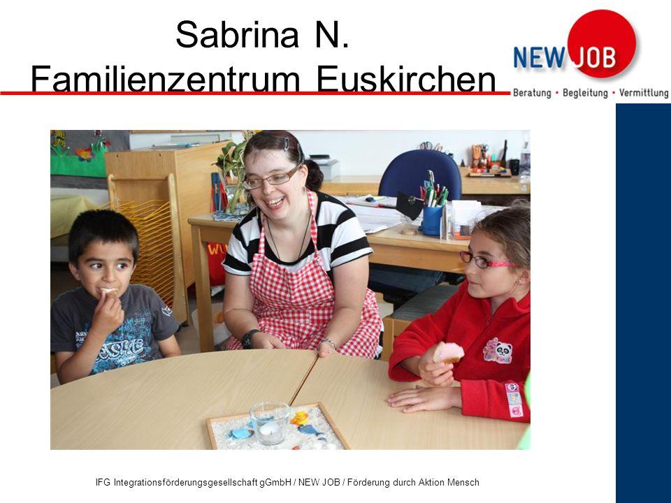 8 Sabrina N.