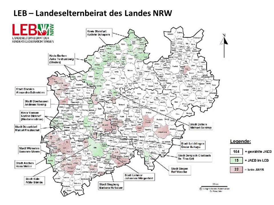 LEB – Landeselternbeirat des Landes NRW