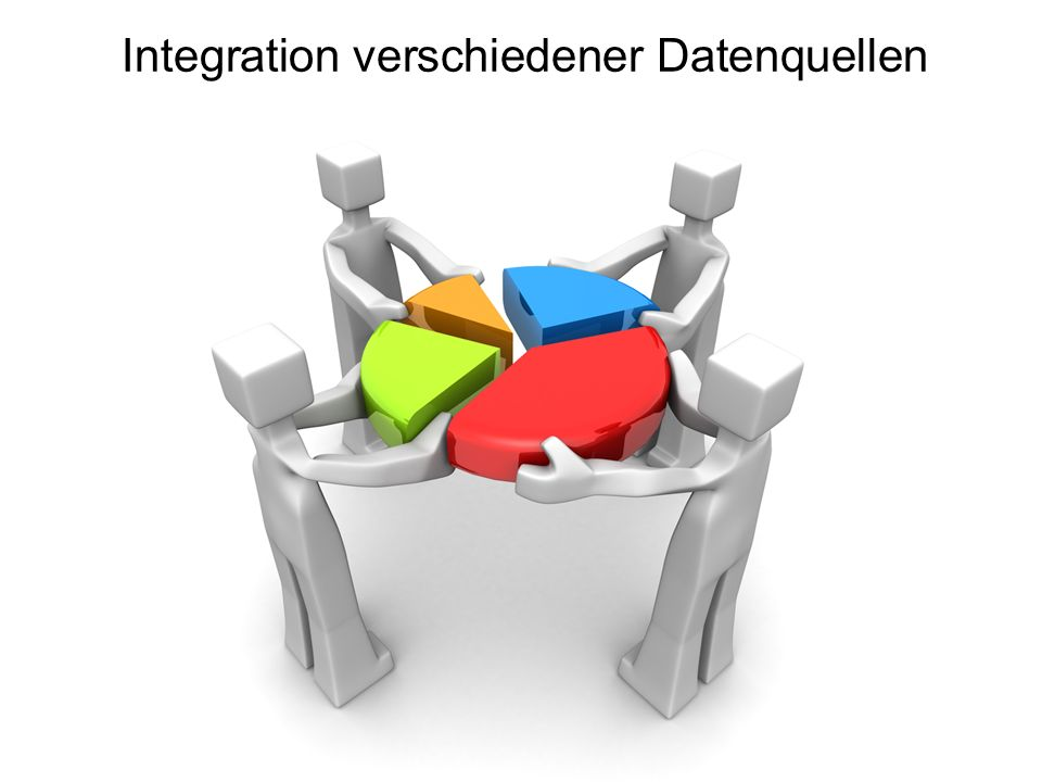 2 Integration verschiedener Datenquellen
