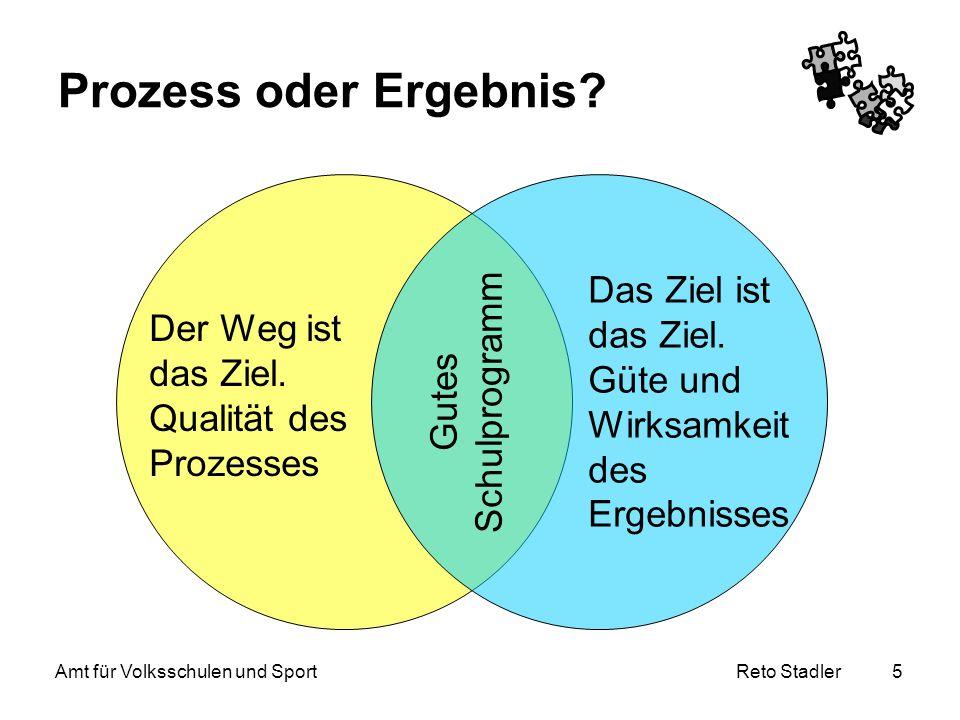 Reto Stadler Amt für Volksschulen und Sport 16 Hilfreiche Fragen Stand in Schule & Unterricht.