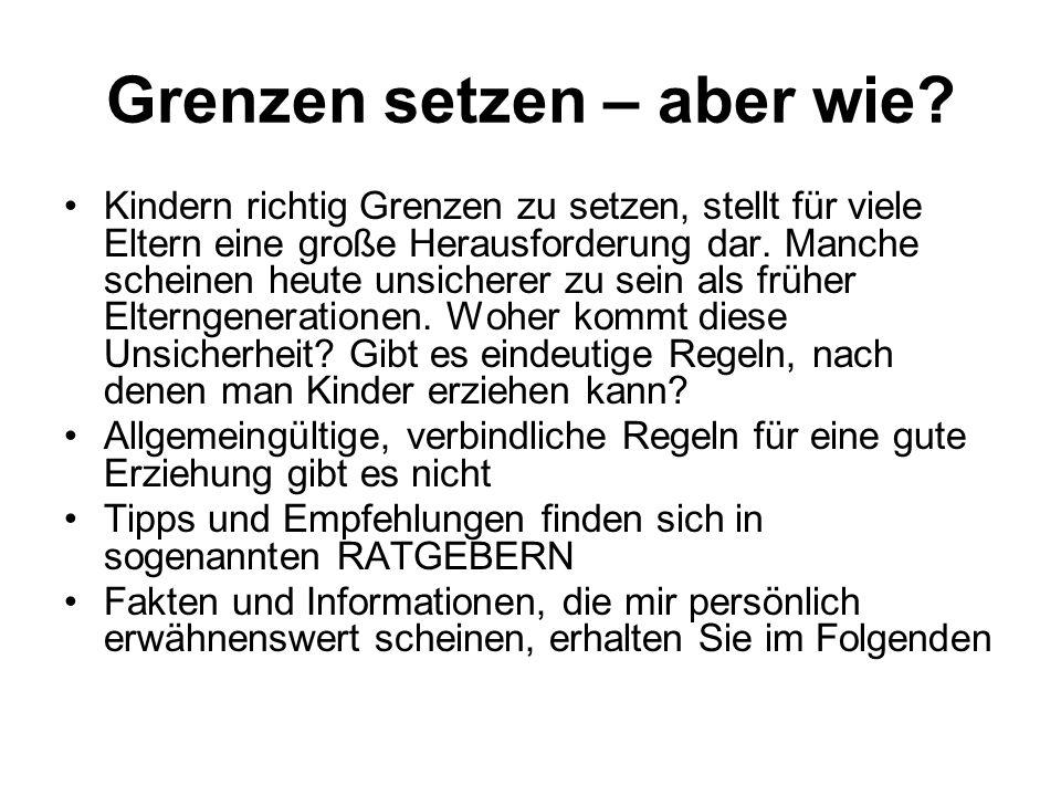 Erziehung und Beziehung Erziehung ist Beziehung (Rainer Dollase) Beziehung statt Erziehung: Aus Beziehung wird Erziehung (Jesper Juul) Meine Meinung: Ohne Beziehung kann Erziehung nicht gelingen.