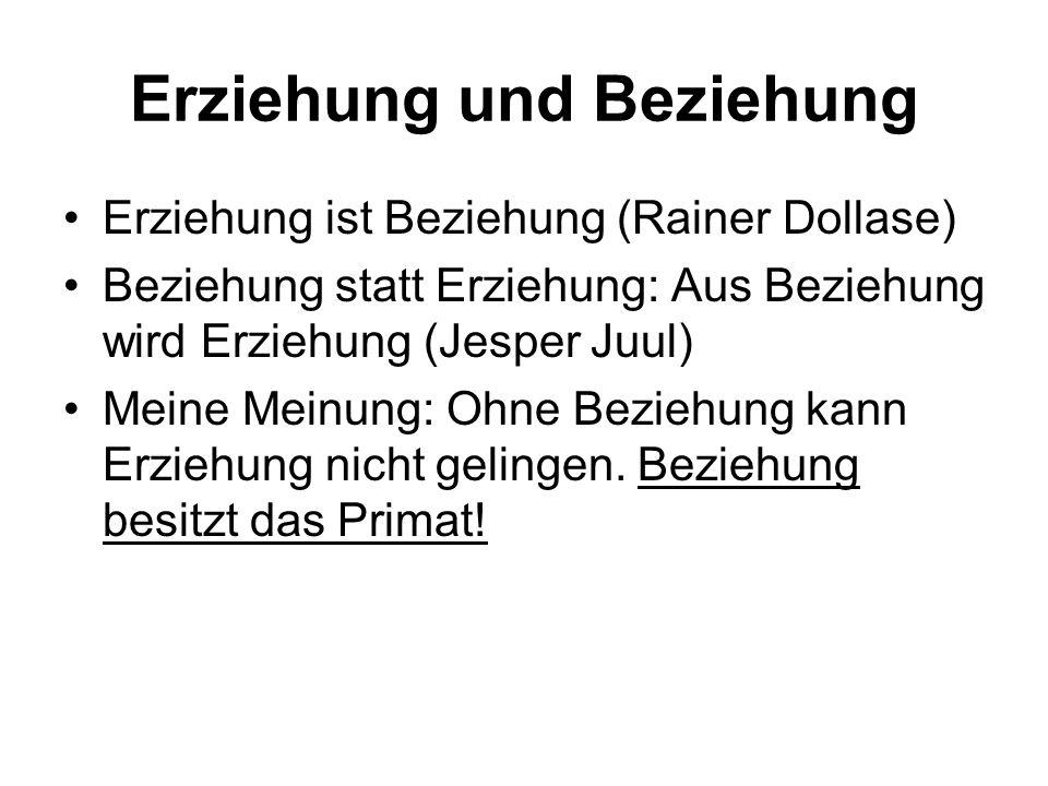 Beim Grenzen setzen ist jede Familie anders Die in deutschen Familien praktizierten Erziehungsmethoden (und die dahinter stehenden Erziehungsstile und pädagogischen Werte) variieren heutzutage über ein breites Spektrum: In der Mitte sind die (mehr oder weniger) demokratisch und partnerschaftlich orientierten Erziehungsstile angesiedelt, rechts außen lassen sich die autoritären, links außen die (mehr oder weniger) gewähren lassenden (permissiven) Erziehungsstile verorten.