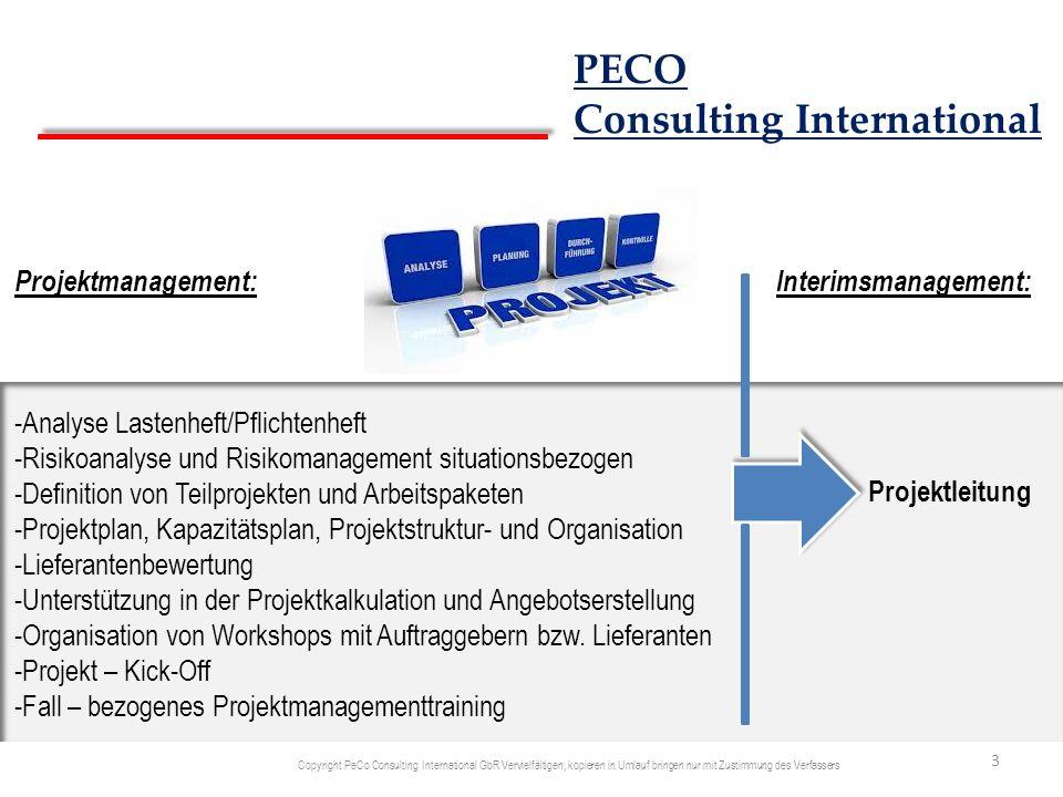 Projektmanagement: -Analyse Lastenheft/Pflichtenheft -Risikoanalyse und Risikomanagement situationsbezogen -Definition von Teilprojekten und Arbeitspa