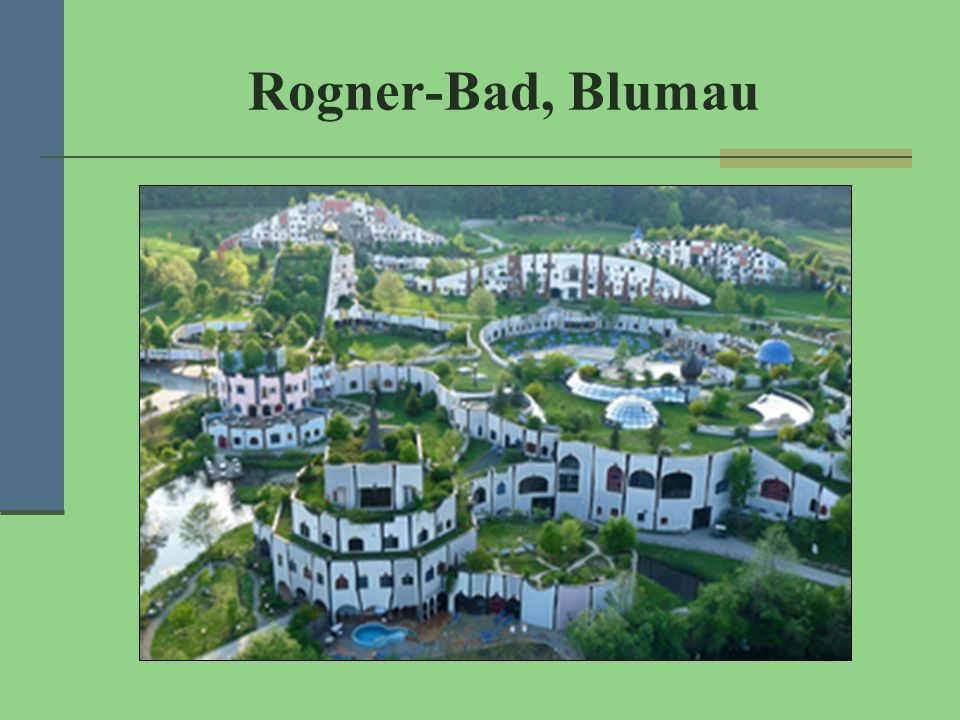 Rogner-Bad, Blumau