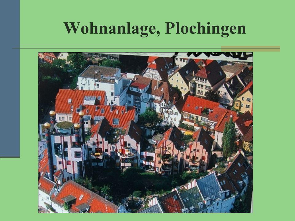 Wohnanlage, Plochingen