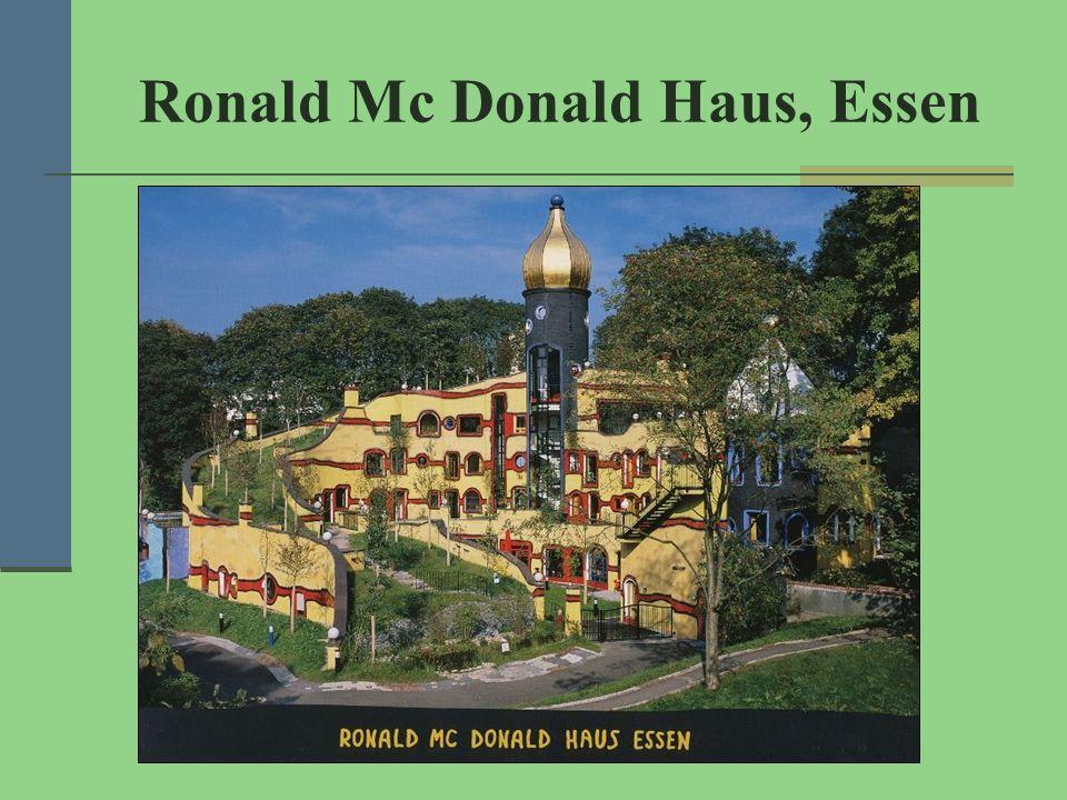 Ronald Mc Donald Haus, Essen