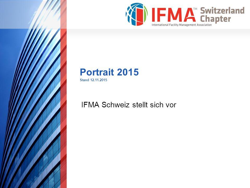 """IFMA-Standard / 2015.v06 / Seite 2 IFMA Schweiz IFMA Schweiz besteht seit 1997 als Landesgruppe des weltweit agierenden Verbandes """"International Facility Management Association Unsere rund 265 Mitglieder vertreten als Entscheidungsträger nationale und internationale KMU's und Grossunternehmen Sieben Regionalgruppen sichern das lokale Netzwerk www.ifma.ch"""