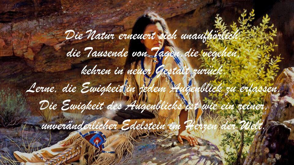 Gott schläft im Stein, träumt in der Pflanze, erwacht im Tier und handelt im Menschen.