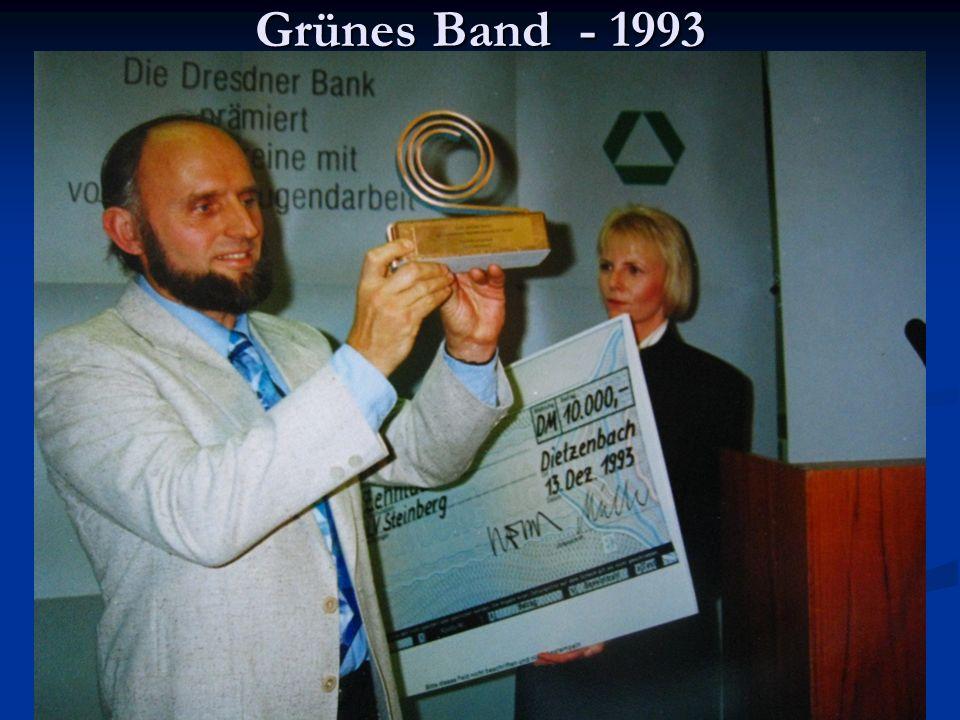 Grünes Band - 1993