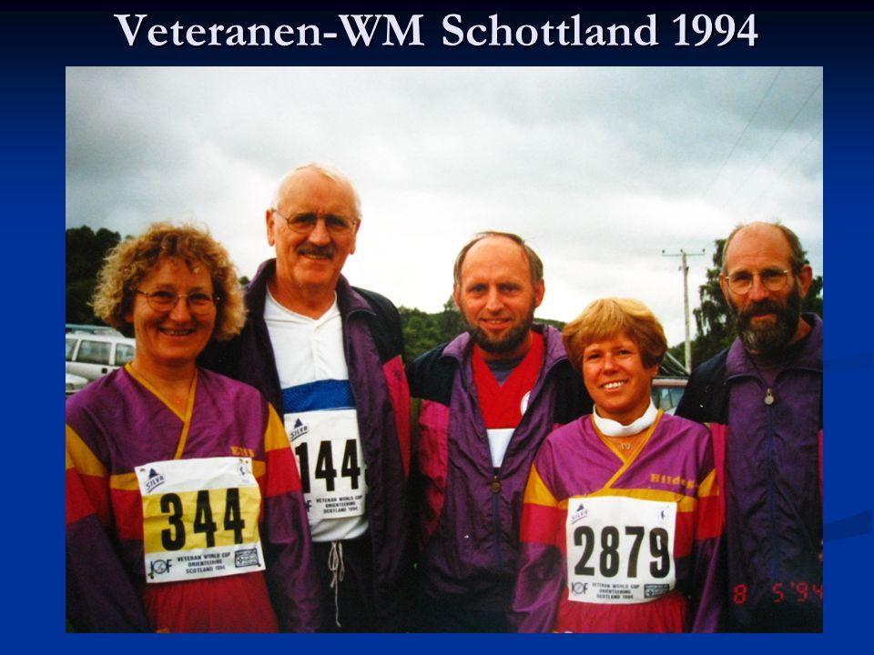 Veteranen-WM Schottland 1994