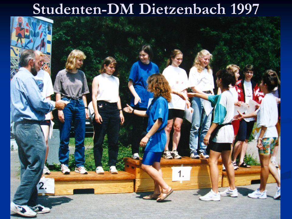 Studenten-DM Dietzenbach 1997