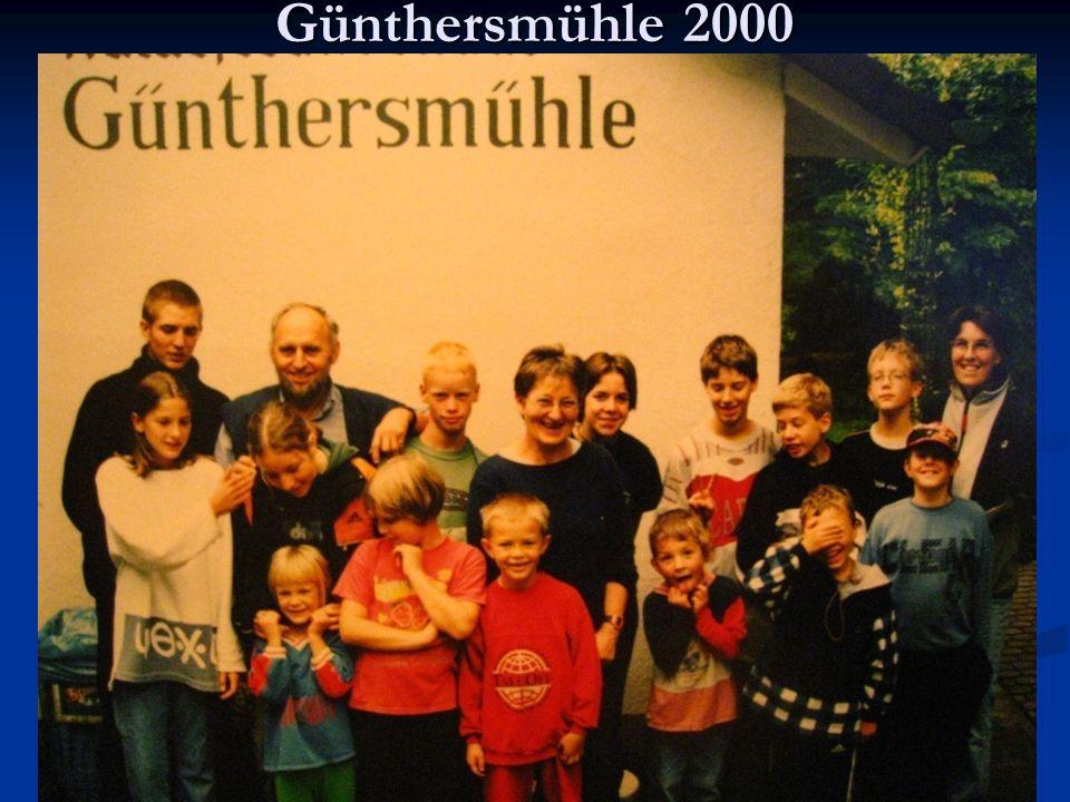 Günthersmühle 2000