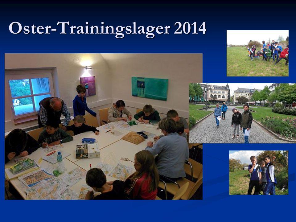 Oster-Trainingslager 2014