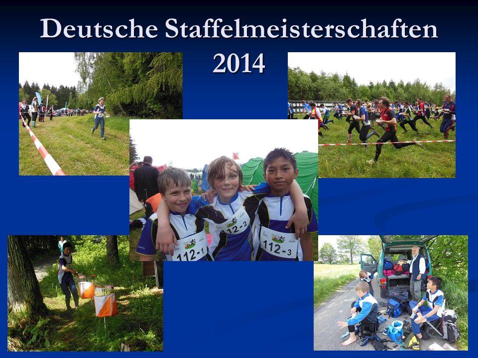 Deutsche Staffelmeisterschaften 2014