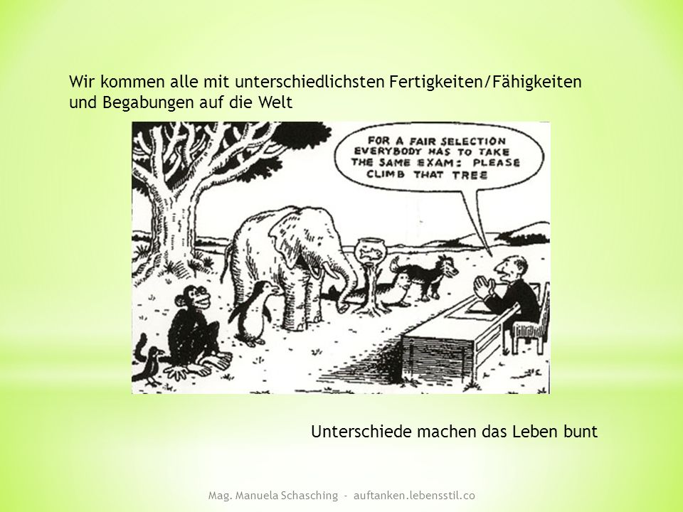Einzigartigkeit und Einmaligkeit des Menschen Mag. Manuela Schasching - auftanken.lebensstil.co