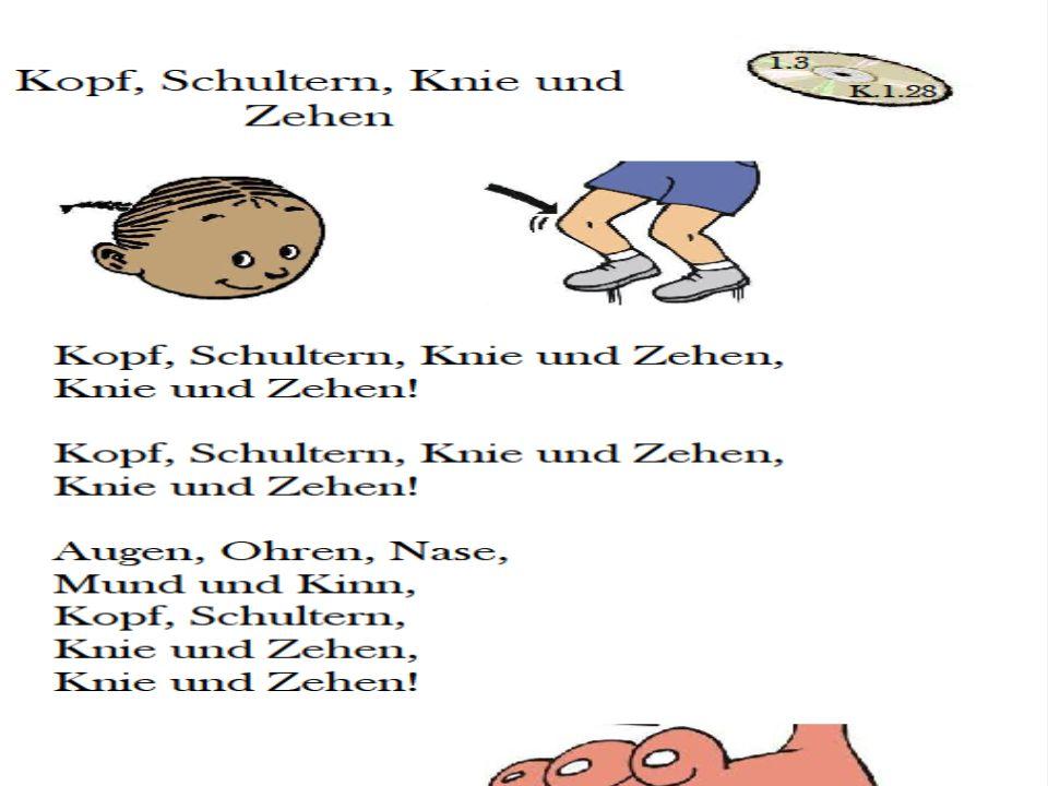 Hans sagt – Hans (Simon) says Berüht... Touch...