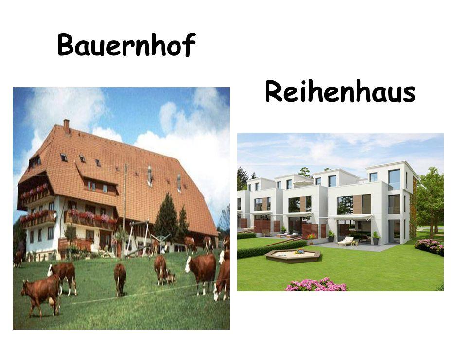 Bauernhof Reihenhaus