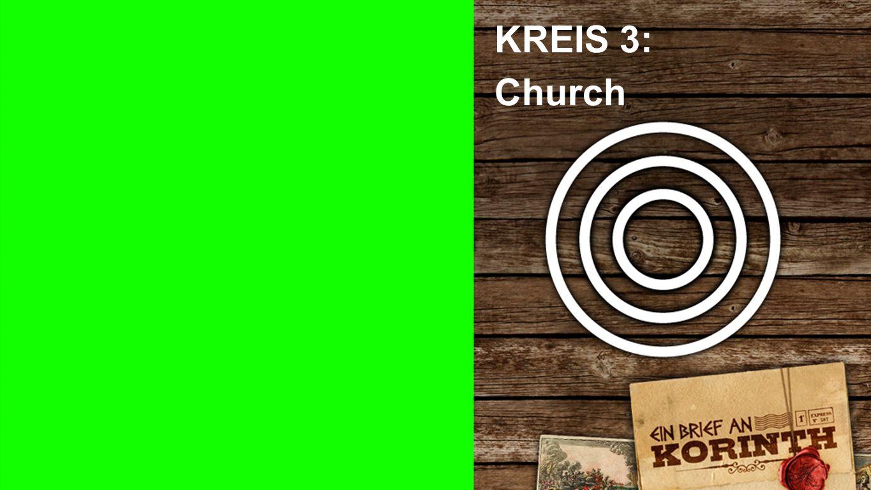 3 Kreise KREIS 3: Church