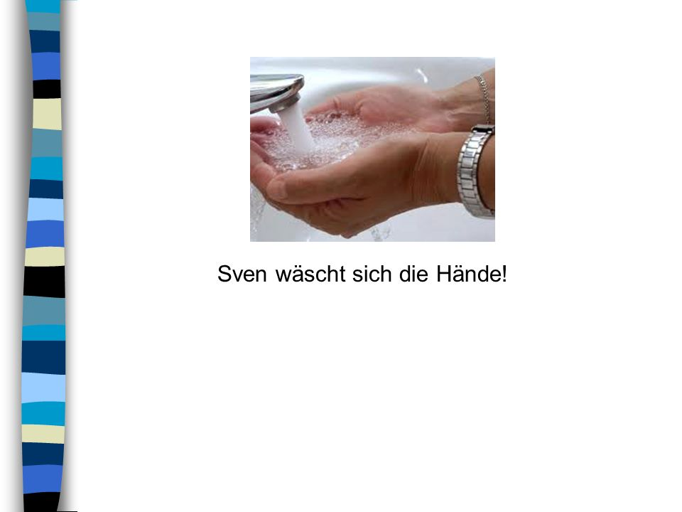 Reflexive verbs in German are really quite simple.