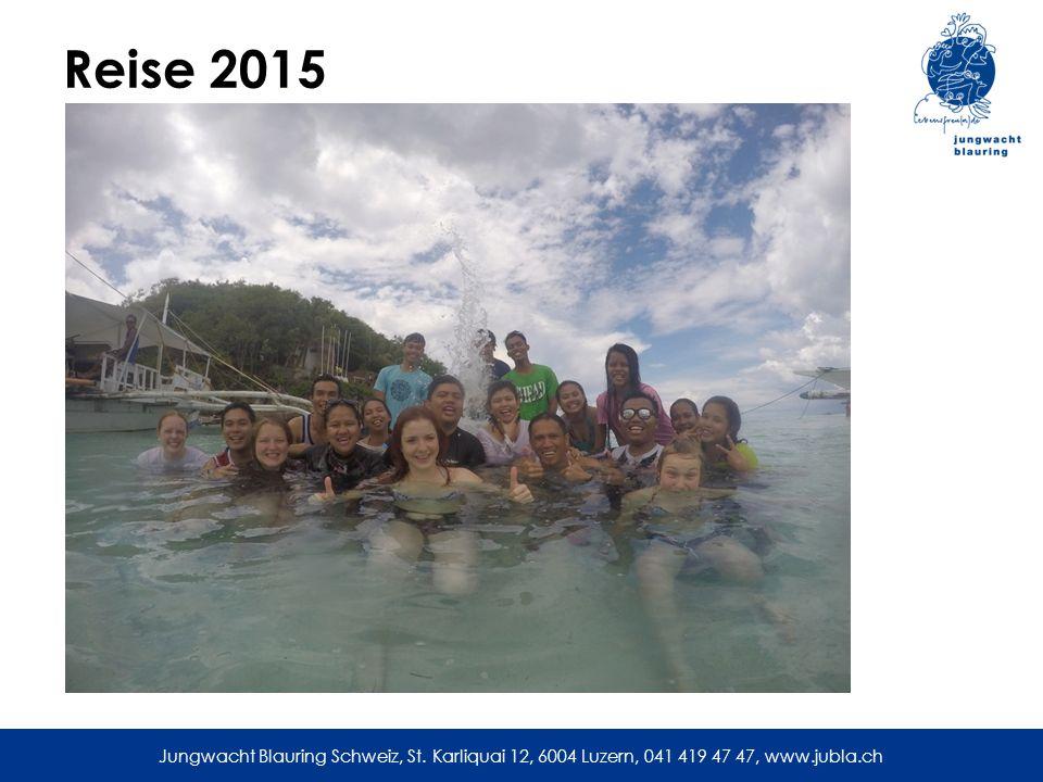 Jungwacht Blauring Schweiz, St. Karliquai 12, 6004 Luzern, 041 419 47 47, www.jubla.ch Reise 2015 394.JPG