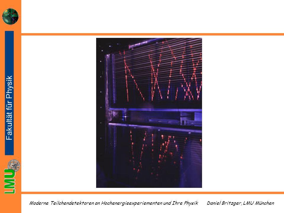 Daniel Britzger, LMU MünchenModerne Teilchendetektoren an Hochenergieexperiementen und Ihre Physik
