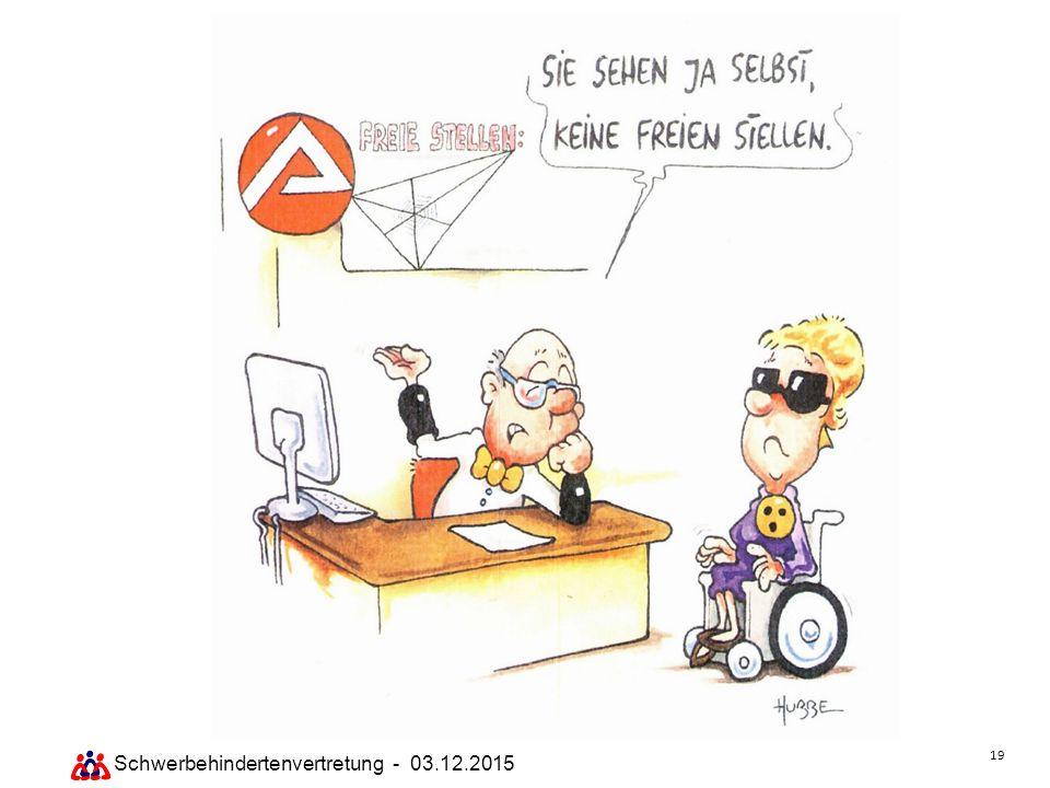 19 Schwerbehindertenvertretung - 03.12.2015