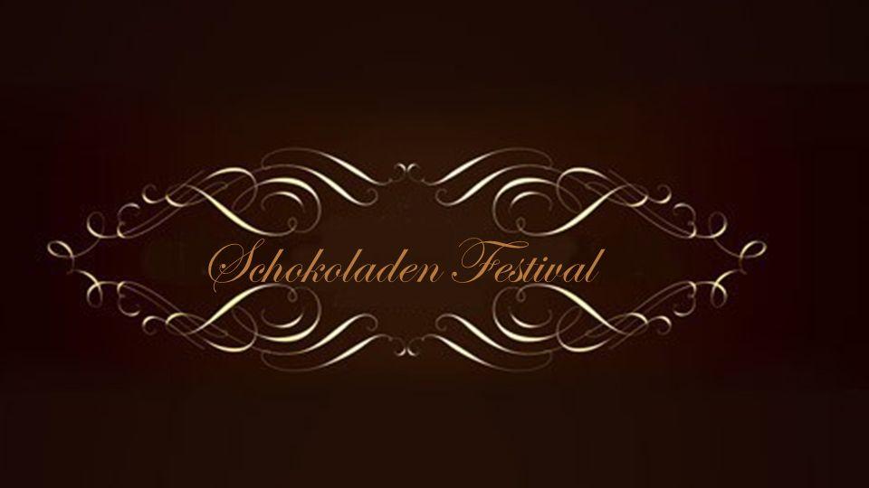 Schokoladen Festival
