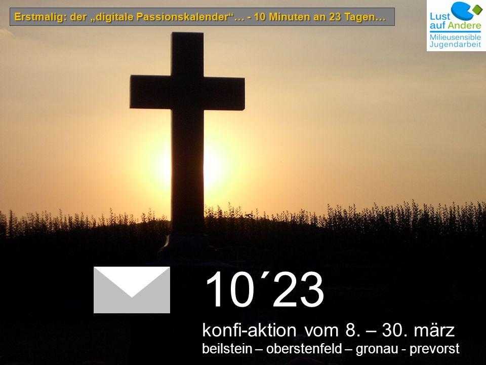 Copyright: Steffen Kaupp 10´23 konfi-aktion vom 8.