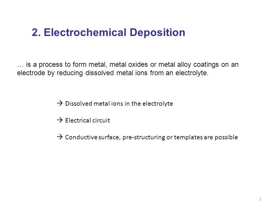 16 4.1 Wet Etching … is a process with liquid chemicals or reactants to remove material from a substrate.