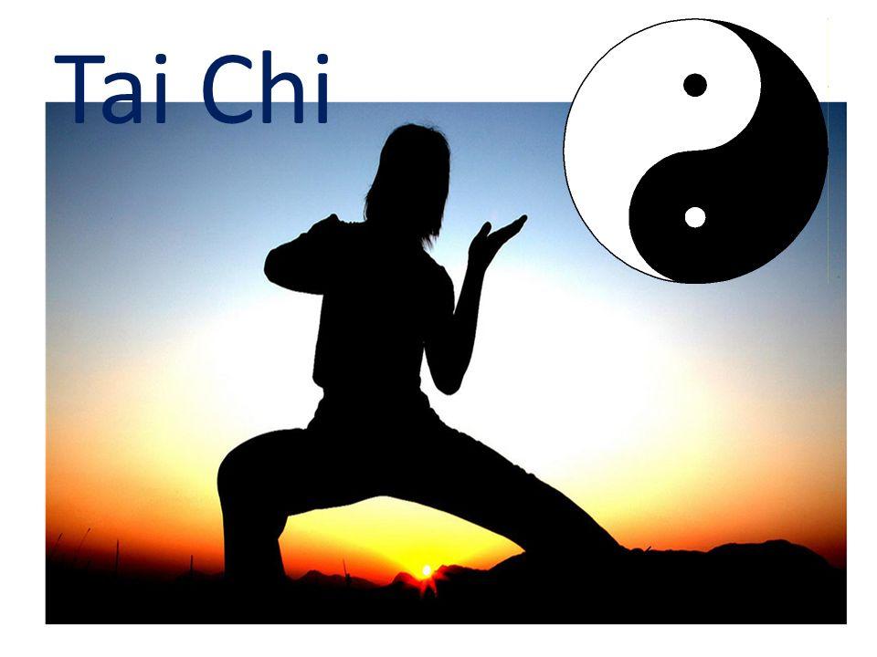Was ist eigentlich Tai Chi (Taiji).