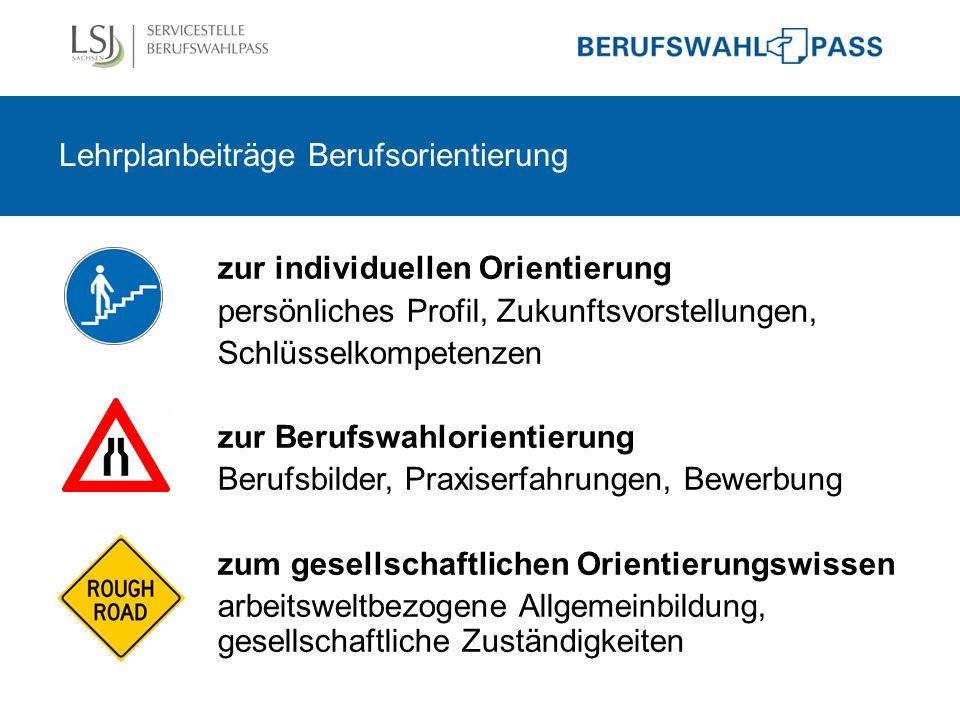 Übersicht behalten – Struktur geben - Systematik sichern mit dem Berufswahlpass © www.123rf.com