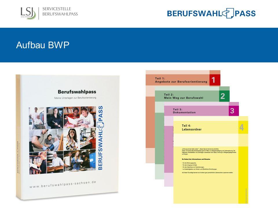 Aufbau BWP