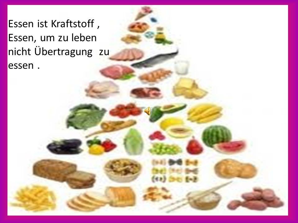 Halten Sie gutes Essen in Ihrem Kühlschrank, erhalten Sie gutes Essen.
