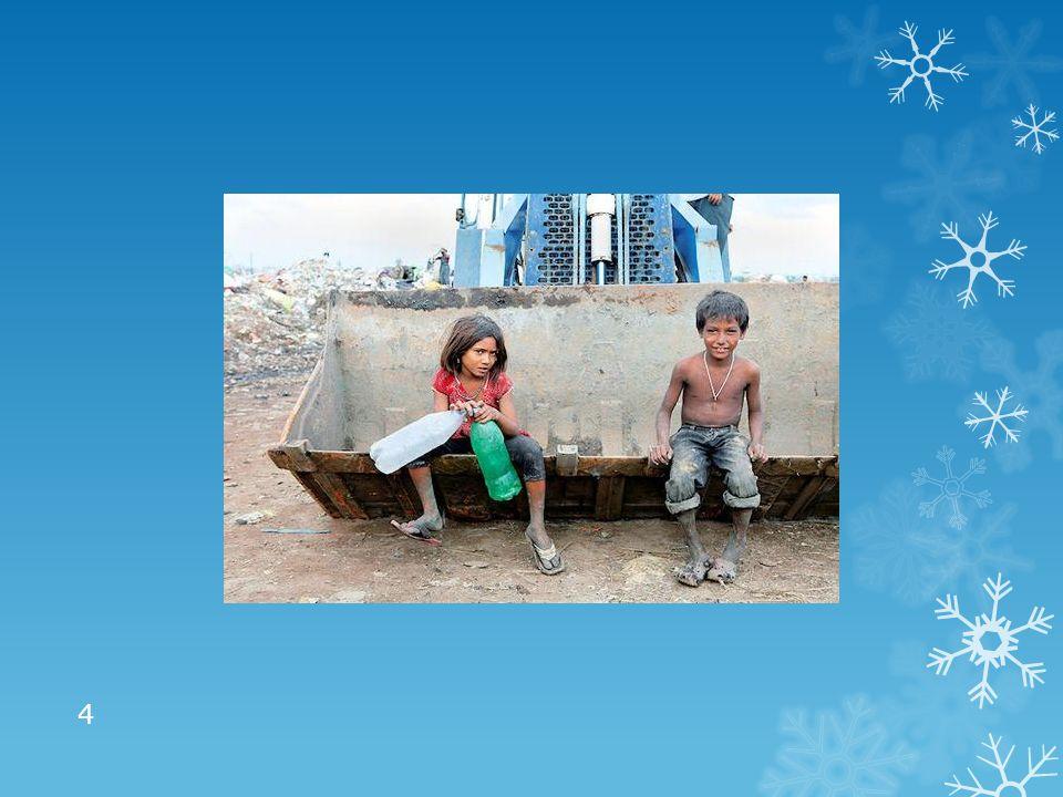 Projektpartner Die Organisation Tiljala SHED schafft den Müllkindern eine Perspektive für die Zukunft.