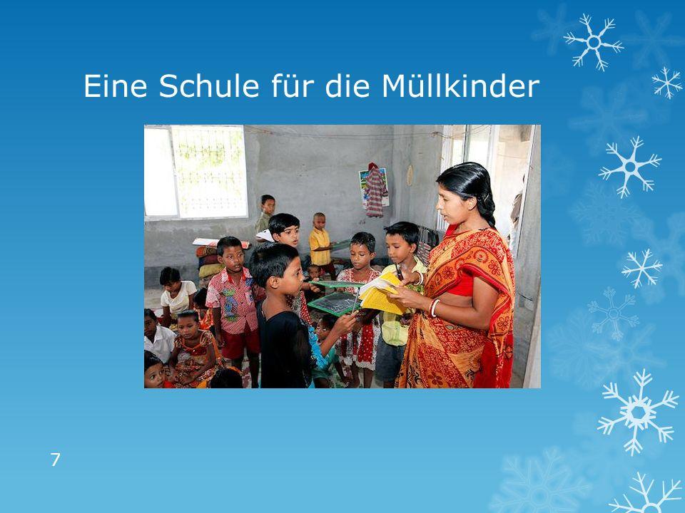 Eine Schule für die Müllkinder 7