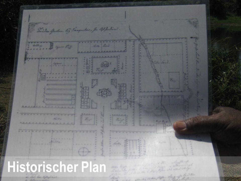 Transport per Flugzeug Historischer Plan