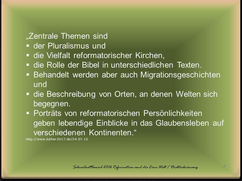 1 Fotocollage J.Andrasch 2006 2 Melanchthon, Philipp: Glaube und Bildung.