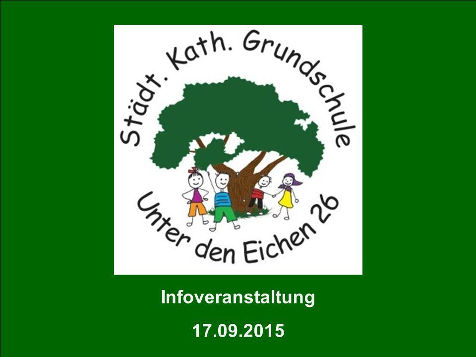 Infoveranstaltung 17.09.2015