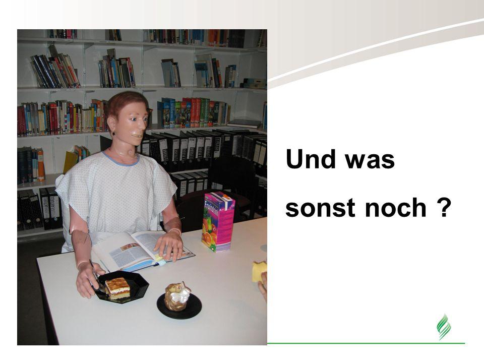 Krankenhaus Waldfriede Und was sonst noch ?
