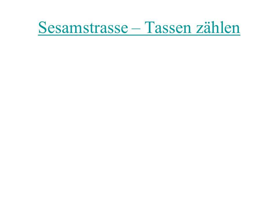 Das war die deutsche Sesamstrasse Es gibt Sesamstrasse in Deutschland seit dem 8.