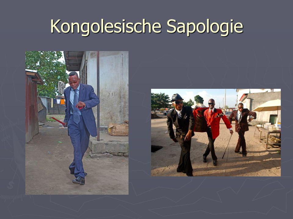 Kongolesische Sapologie