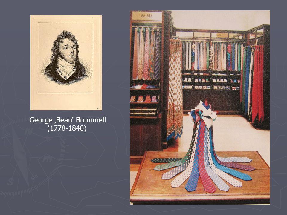 George 'Beau' Brummell (1778-1840)